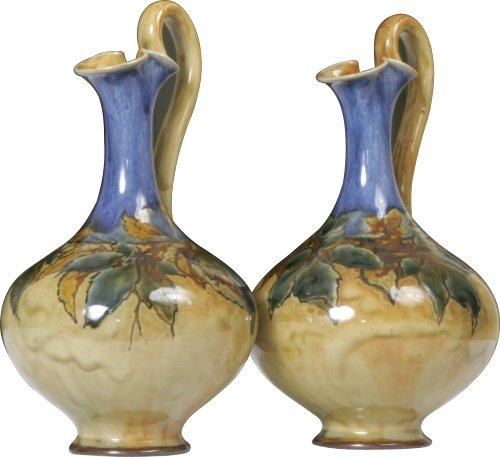 A pair of Royal Doulton Jugs