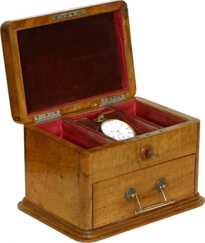 19th Century Travelling Box